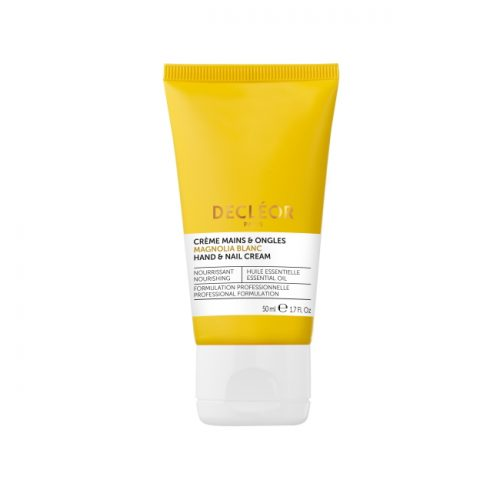 White Magnolia Hand & Nail Cream 50ml