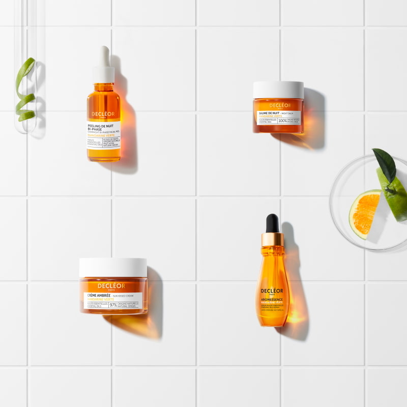 News and Promotions Decleor Green Mandarin