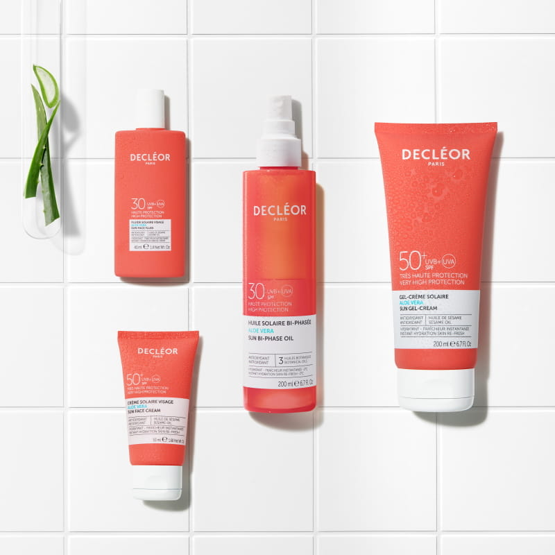 News and Promotions Decleor Sun